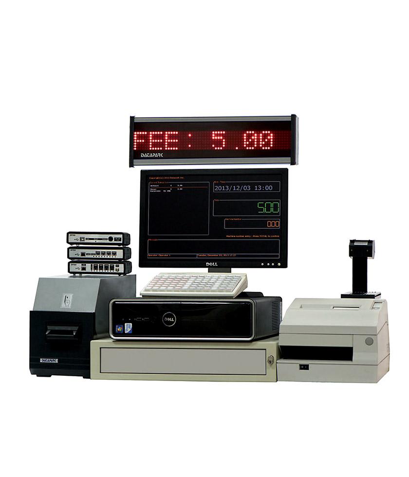 datapark fcpc caisse manuelle de vente sur ordinateur. Black Bedroom Furniture Sets. Home Design Ideas